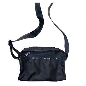 Le Sport Sac Crossbody Bag NEVER USED